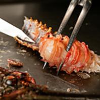 海鮮もお肉もお楽しみ頂けるコースもございます。