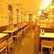 広々とした店内は会社の宴会や大型飲み会にも最適です!