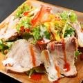 料理メニュー写真ローストポークのサラダ仕立て