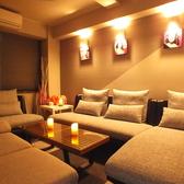 マンションの一室を貸切なので完全個室!!お部屋はリビングとソファーの2タイプ♪