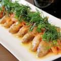料理メニュー写真ワカサギのエスカベッシュ