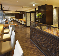 Restaurant Garden ハートンホテル西梅田の写真