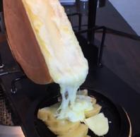 花畑牧場から直送したチーズを使用♪