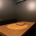 シーンに応じた完全個室もご用意。