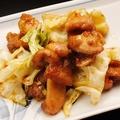 料理メニュー写真肉野菜炒め/豚キムチ炒め