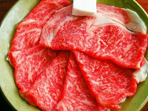 本物の味と心を伝えるおもてなしをしてくれるお店。米沢牛A5ランクのお肉を堪能して。