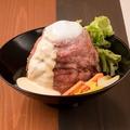 料理メニュー写真ロビコネ丼チーズ(レギュラー・ラージ・メガ)