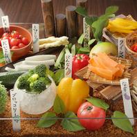 毎日入荷の新鮮野菜!
