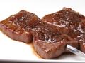 料理メニュー写真【A4ランク和牛】ランプ 1本