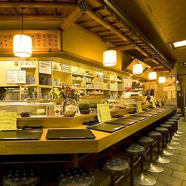 千亀利寿司の雰囲気1