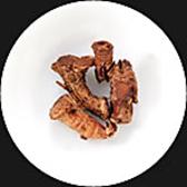 【良姜(りょうきょう)】冷えによる胃痛などを抑え、胃を健康にする。消化不良や吐き気の改善にも効能を発揮する。