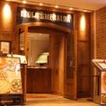 入り口はこちら★東京駅徒歩1分、丸ビル5階にある気軽に楽しめる本格イタリアンレストラン♪