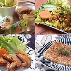 ベトナム食堂 cafe シクロのコース写真