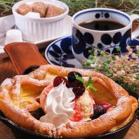 デザートは季節のフルーツで変わる。毎月楽しい♪