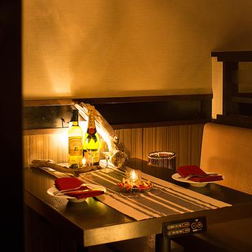 肉と海鮮のごちそう酒場 たまて箱 船橋店の雰囲気1
