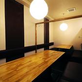 風情ある趣の個室席はお客様に寛ぎのひとときをご提供!