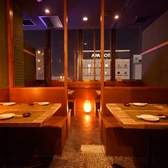 創作ダイニング みやび Miyabi Abeno Diningの雰囲気3