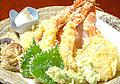 料理メニュー写真本ずわい天ぷら