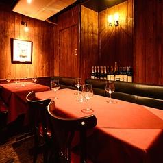 Bar&Restaurant しゃべり場の雰囲気1
