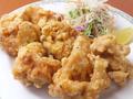 料理メニュー写真鶏肉の唐揚げ/五味手羽先/鶏マ
