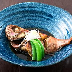 料理メニュー写真宮城産 金目鯛煮付