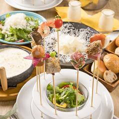 Cheese&Grill BeNe ベーネ 梅田 NU茶屋町の特集写真