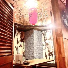 隠れ家個室居酒屋 あなば 国分町店の雰囲気1