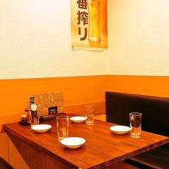 本格韓国料理とサムギョプサル あんずの雰囲気1