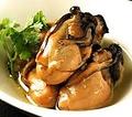 料理メニュー写真広島産 牡蠣(カキ)のオイルマリネ