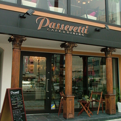 パセレッティ Passerettiの外観1