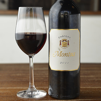 厳選したワイン・日本酒