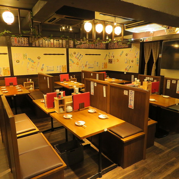 こだわりや神戸館の雰囲気1