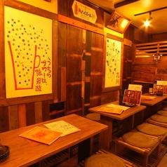九州酒場 肉月の雰囲気1