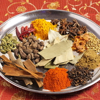 伝統の本格インド料理