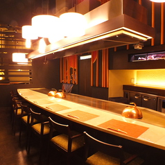 鉄板Diner JAKEN ジャケン 新宿店の雰囲気1