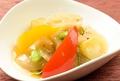 料理メニュー写真7種の野菜の自家製ピクルス