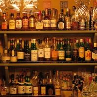 ■ずらりと並んだお酒