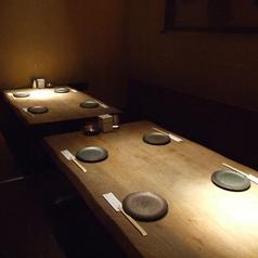 炭火焼鳥 ももたろう 恵比寿店の雰囲気1