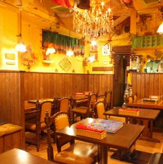 チャルテチャルテ chalte chalte 生田新道店 南インドカフェダイニングのおすすめポイント1