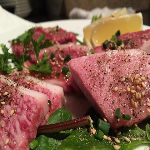 限定メニュー多数!A5黒毛和牛&無農薬鎌倉野菜♪お肉に合うワイン/日本酒をご用意
