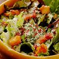 料理メニュー写真空とぶシーザーサラダ