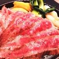 料理メニュー写真山形牛 モモステーキ(150g)