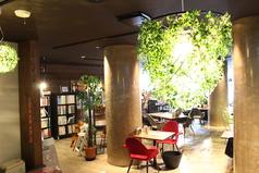 3rd.Cafeの雰囲気1