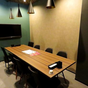 Cafe&Kitchen Nano.の雰囲気1