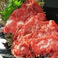 料理メニュー写真白老牛のすき焼き/ステーキ