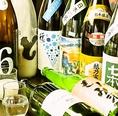 日本酒コレクションは必見!!