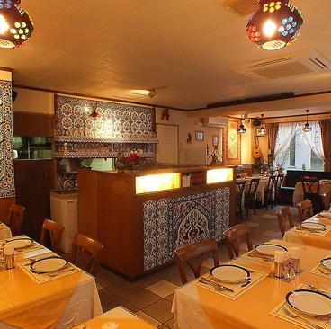 トルコ料理 ボスボラスハサン 市ヶ谷店の雰囲気1