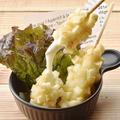 料理メニュー写真のび~るチーズドッグ 2本