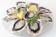 『牡蠣』をいろんな食べ方でご用意してます