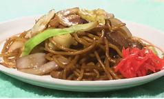懐かしい味太麺焼そば
